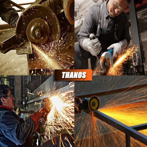 "4-1//2/"" x 0.4/"" x 7//8/"" Cut-off Wheel 4.5Thin Cutting Discs Stainless Steel /& Metal"