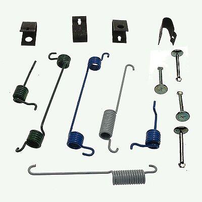 Drum Brake Hardware Kit Rear Carlson H7209