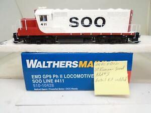 Walthers-Ho-GP-9-Soo-Line-411-Tsunami-DCC-sound-jb4
