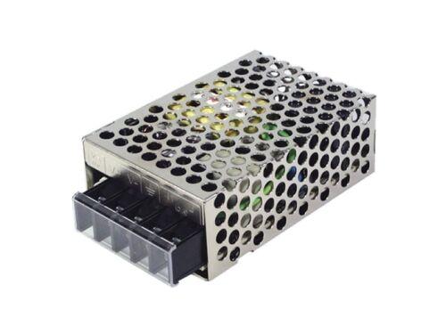 Schaltnetzteil case Meanwell RS-25-15 1,7A 15V