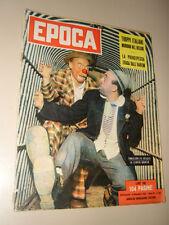 EPOCA=1953/162=CLOWN CIRCUS KRONE=LAKSHMI PANDIT=PIERO GHIGLIONE=HASSE JEPPSON=