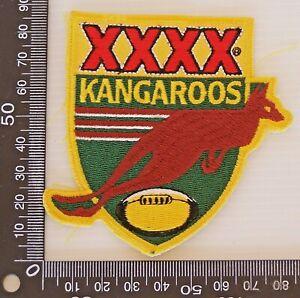 VINTAGE-XXXX-AUSTRALIAN-RUGBY-LEAGUE-KANGAROOS-SOUVENIR-PATCH-WOVEN-CLOTH-BADGE