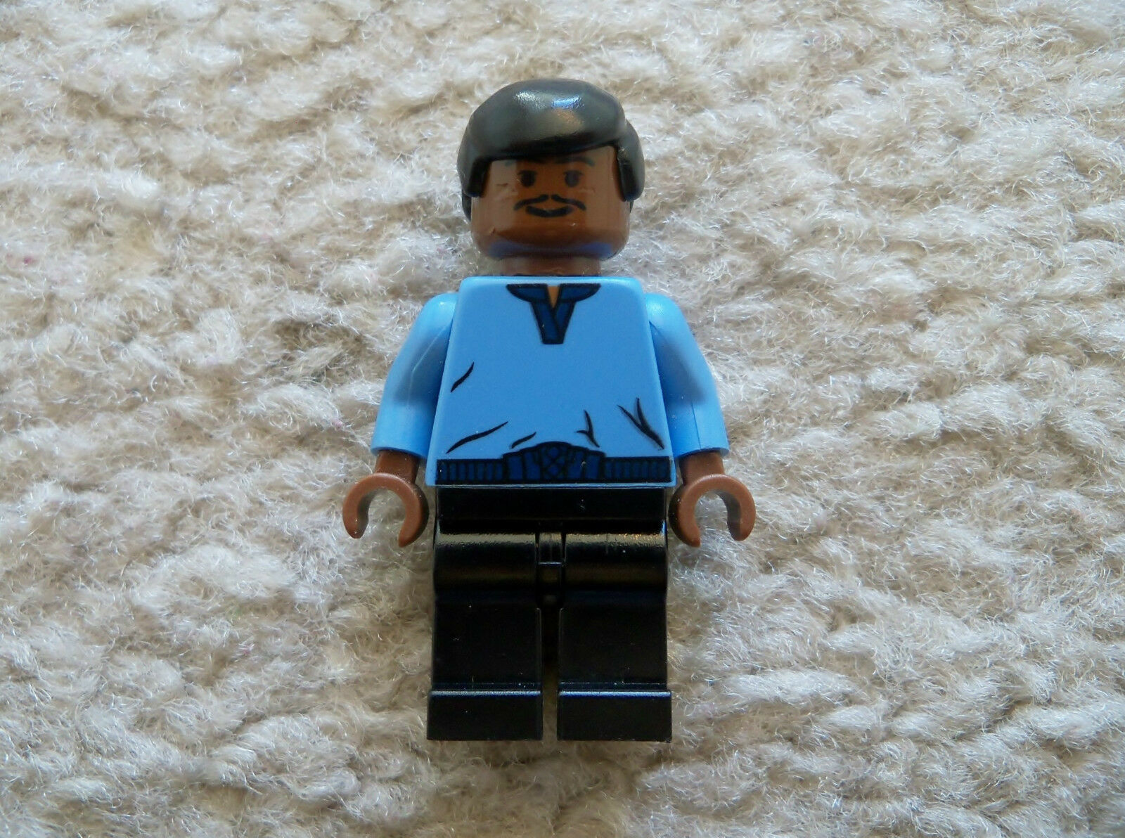 LEGO Star Wars - Rare Cloud City Lando Calrisian Minifig - 10123