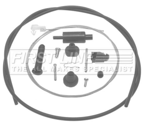 GENUINE First Line Accelerator Cable Throttle Kit FKA1084 5 YEAR WARRANTY
