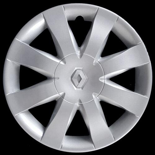 """5751//5 Renault Clio 2005 in poi Copricerchio singolo coppa ruota 15/"""" cod"""