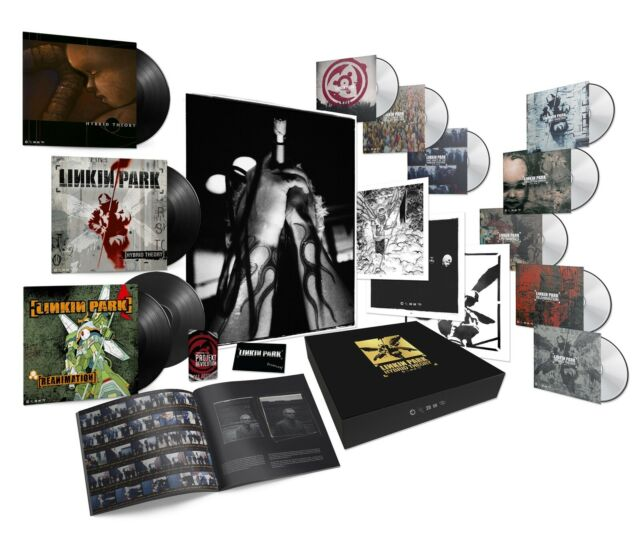 Hybrid Theory: 20th Anniversary Edition - Super Deluxe Box Set by Linkin Park...