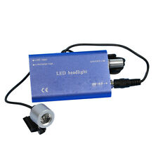 New Listing1 10led Head Light Lamp For Dentist Surgical Medical Binocular Loupes Blue Fda