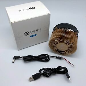 Details about Gridseed 5 Chip Orb GC3355 ASIC USB Dual Miner BitcoinLitecoin with 2 Cables