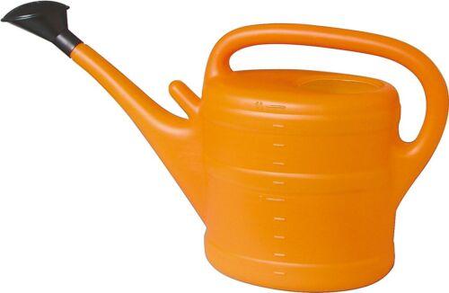 # 2x 10L Gartengießkanne Gieskanne Gießkanne Blumengießkanne Gelb Orange
