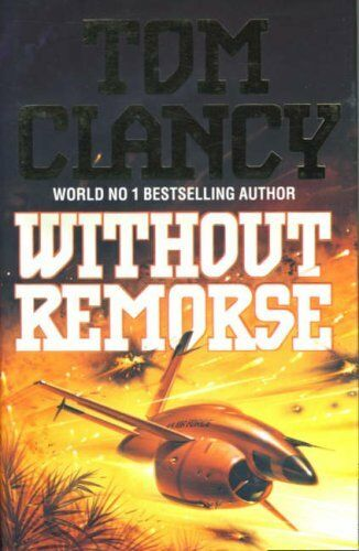 Without Remorse,Tom Clancy- 9780002242059