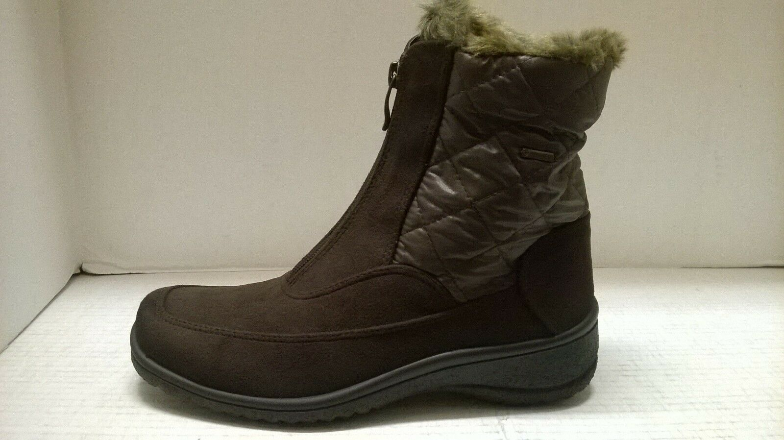 ARA ARA ARA damen MAEKO WATERPROOF GORE-TEX ANKLE StiefelIE ZIP  LIGHT SOLE 9e58aa