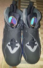 b1a144bf157d item 5 Nike Air Jordan 8 Retro Aqua VIII  2015 Release Mens Sz 12 -Nike Air Jordan  8 Retro Aqua VIII  2015 Release Mens Sz 12
