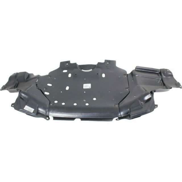 Lateral Floor Cover Under Cover Perfect Fit Group REPB310117-5-Series Engine Splash Shield RH