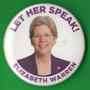 Details about 2020 Elizabeth Warren 2 25