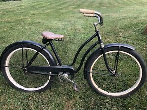 Vintage-1950-J-C-HIGGINS-BICYCLE-24-Inch-Made-In-Germany-German