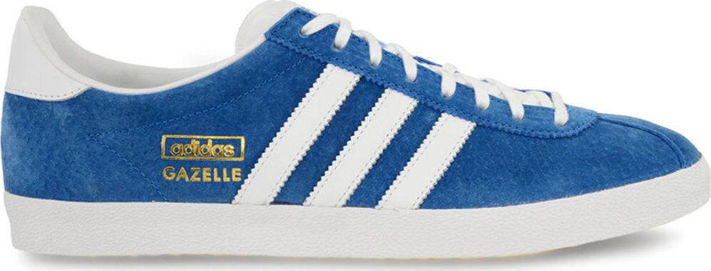 Adidas Gazelle Gazelle Gazelle Og, G16183, Azul blancoo Tallas para Hombres UK 7 - 12 Tamaños media inc 815df0
