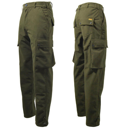 Game Hunters Green Stealth Trousers. REDUCED WAS .95