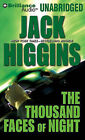 The Thousand Faces of Night by Jack Higgins (CD-Audio, 2011)
