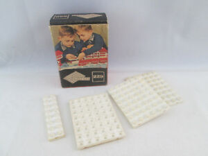 Lego-Classic-229-6x8-amp-2x8-Plates-with-Waffle-Bottom