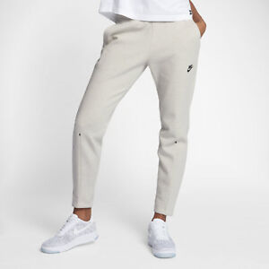 0aacccb393be Nike Sportswear Tech Fleece Women s Pants 831713 072 Light Bone Size ...