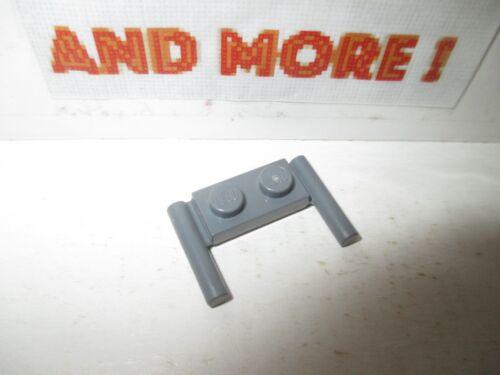 Plate Plaque 1x2 Handles 3839 Choose Quantity 2x 4x 8x /& Color Lego