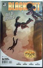 Blackout #4 NM- 1st Print Free UK P&P Dark Horse Comics