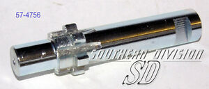 Triumph 57-4756 kick start axle Kickerwelle T140 TR7 1973- replaces T24 57-0024