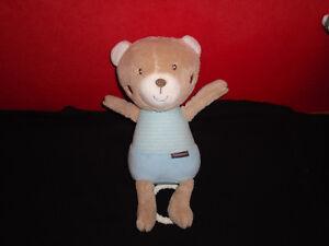 Hilfreich Babydream Bär Beige Blau Weißt Du Wieviel Sternlein Stehen Spieluhr 101 Neuwerti Moderater Preis Baby