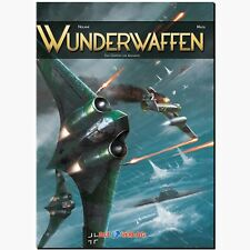 Wunderwaffen 6 Geheimnis der Antarktis FLIEGERSTAFFEL COMIC 40er All Verlag  NEU