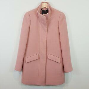JACQUI-E-Womens-Zip-up-Coat-Jacket-Size-AU-6-or-US-2