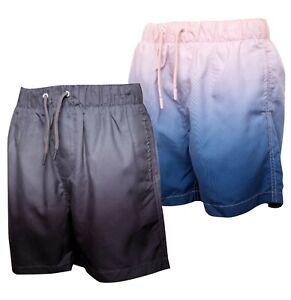Garcons-Brave-Soul-elegant-Casual-Maille-Double-Shorts-De-Bain-Tailles-Age-De-7-To-13-ans