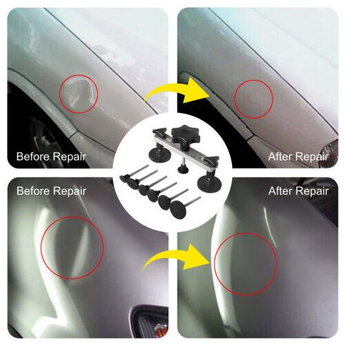 58× PDR Tools Paintless Dent Repair Lifter Puller Hammer Glue Gun Hail Removal