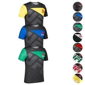 UFC League Official Reebok Fight Kit Walkout Jersey Collection Men's