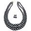 Charm-Fashion-Women-Jewelry-Pendant-Choker-Chunky-Statement-Chain-Bib-Necklace thumbnail 93