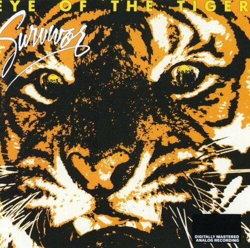 Survivor ~ Eye of the Tiger ~ NEW CD Album