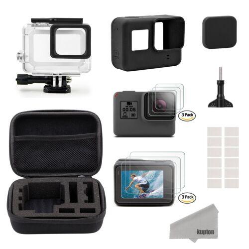 Kit Accessori per GoPro Hero 6/5 + Custodia protettiva da viaggio