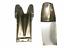 縮圖 5 - New Benelli Mojave Caferacer 260 360 Chrome Fuel Tank Seat Hood + Cap & Tap