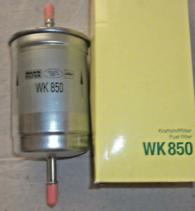Details about MANN WK 850 - Fuel Filter - Volvo S40/S60/S80/V40/V70/XC70, on