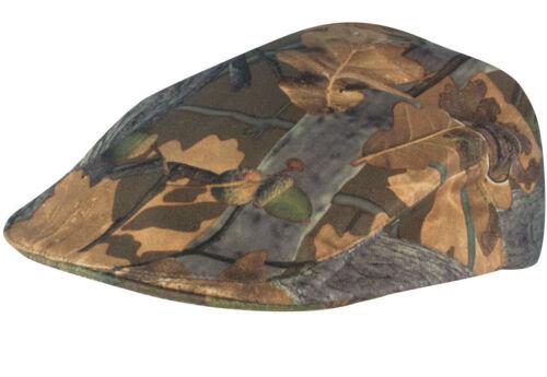 JACK PYKE FLAT CAP Waterproof breathable warm silent stealth Mens hat Tree camo