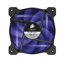 Corsair AF120 LED Purple Quiet 12cm 120mm Single PC CaseFan  CO-9050015-PLED