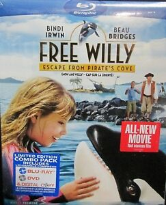 free willy escape from pirates cove full movie