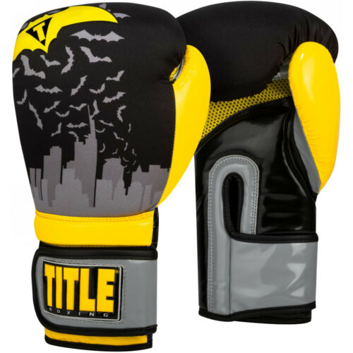 Crusader Title Boxing Infused Foam Training Boxing Gloves