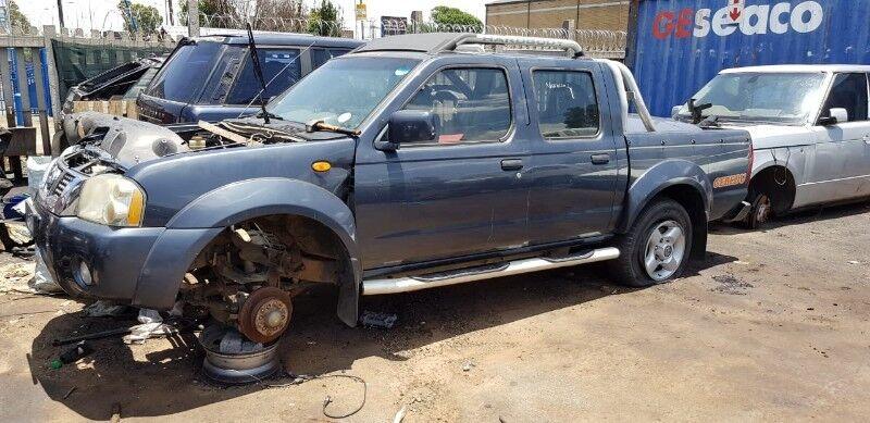 Nissan Hardbody Wolf KA24/ZD30/YD25 for stripping | Sandton | Gumtree  Classifieds South Africa | 401261675