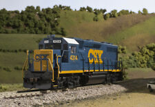 Atlas Atl10002607 HO Trainman Gp39-2 Csx/yn3 #4300