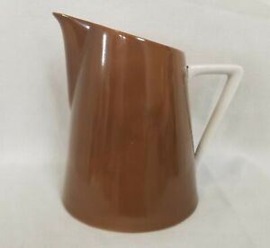 Harmony-House-BRENTWOOD-Creamer-made-in-Japan-MCM-Brown