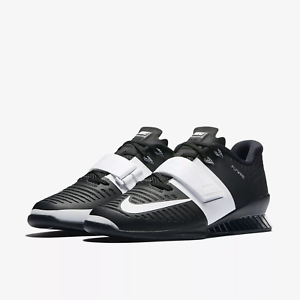 buy popular 98251 32578 Image is loading Nike-Womens-Romaleos-3-Weight-Lifting-Training-Shoes-