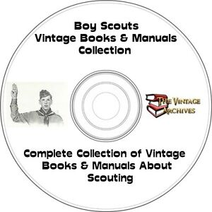 Boy-Scouts-Vintage-Books-amp-Manuals-Collection-on-CD-Boy-Scouts-Camping