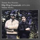 Hip Hop Essentials, Vol. 12 [Remaster] by Various Artists (CD, Mar-2006, Tommy Boy)
