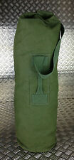 Genuine British Army Green Canvas Kitbag / Duffle Bag / Seasack - Grade 2