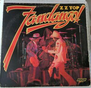 ZZ Top Fandango! LP London Records PS 656 Terre Haute Pressing 1975